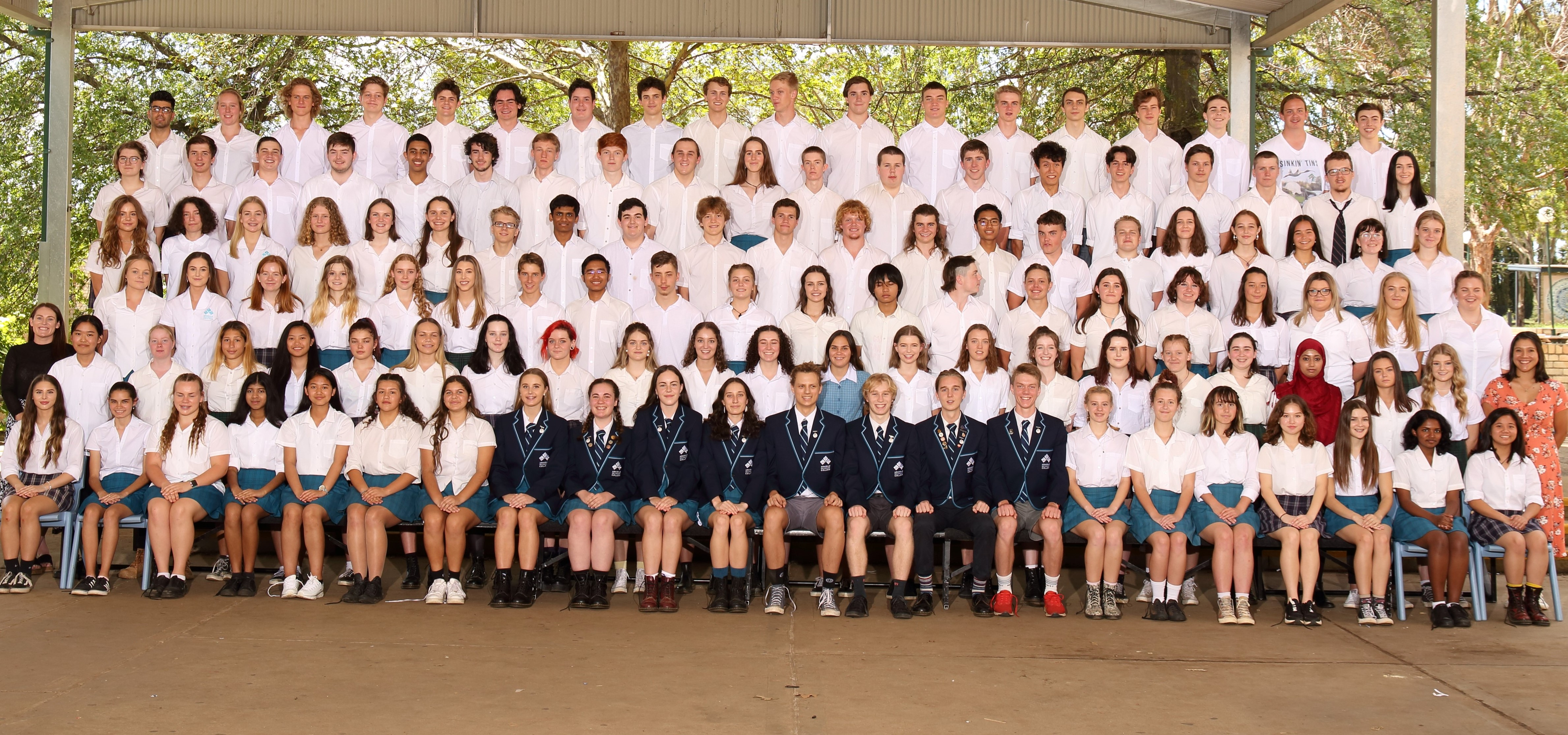 ASC's Year 12 Class of 2020
