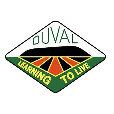 Duval High School logo